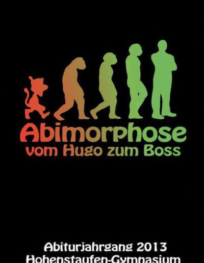 Abizeitung Hohenstaufen