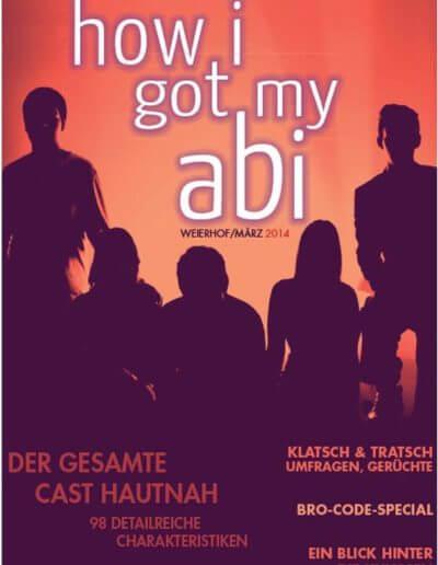 Abizeitung Weierhof